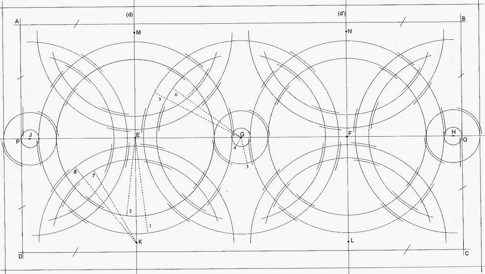 Carte Au Tresor Geometrie.6e